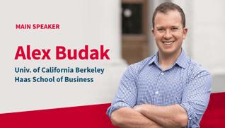 Alex Budak main speaker